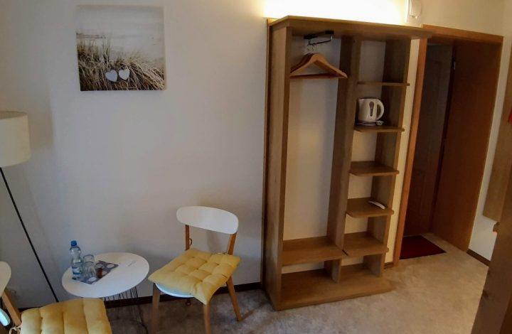 Dvoulůžkový pokoj Deluxe